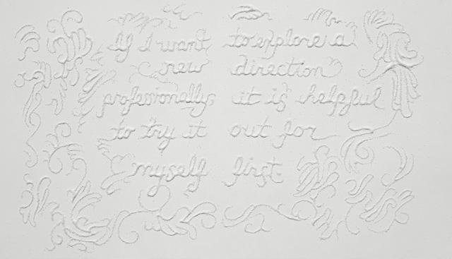 עבודת טיפוגרפיה של marian bantjes