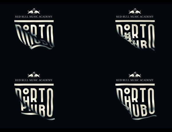 מיתוג Red Bull Music Academy עוצב על ידי This is Pacifica